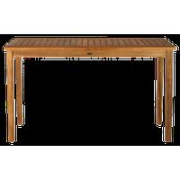 Teak Wood Santa Monica Serving Table