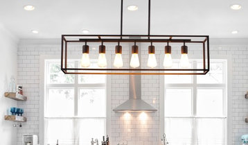 Up to 70% Off Rustic and Industrial Lighting