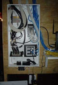 separation of data lines from electric lines rh houzz com Switch Wiring Diagram Network Cable Wiring Diagram
