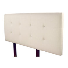 mjl furniture designs ali collection padded adjustable bedroom headboard kahki california king
