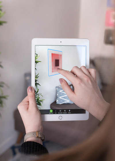 Virtually Hang Products on Walls or Ceilings With the Latest Houzz App