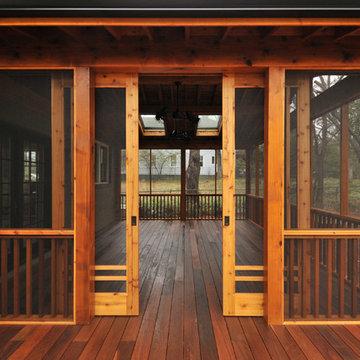 Craftsman Screen Porch