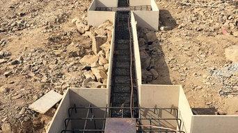 Construcción de Nave Industrial