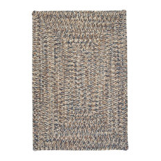 High Quality Colonial Mills   Colonial Mills Corsica, Blue, 12x12   Area Rugs
