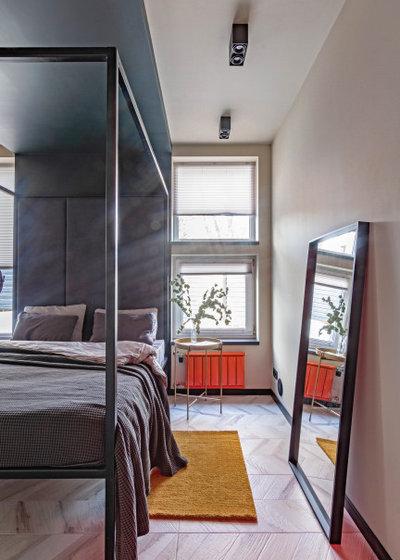 Современный Спальня by BALKA STUDIO