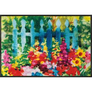Mare di Fiori Door Mat, 75x50 cm