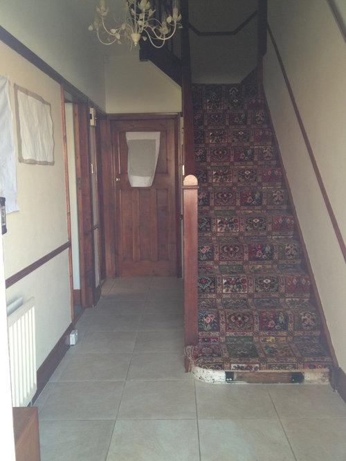 Narrow Foyer Near Me : Dark narrow hallway help me please