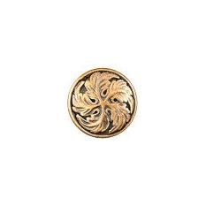 Murano Knob, Antique Bronze