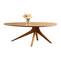 Greenington LLC - Rosemary Coffee Table, Carmalized - Coffee Tables