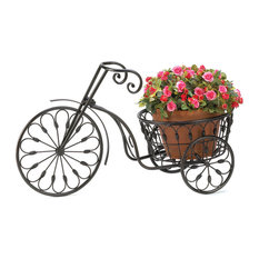 Summerfield Terrace - Bicycle Plant Stand - Outdoor Pots and Planters