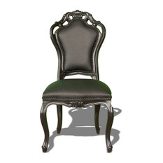 French Victorian Style Outdoor Chair