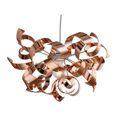 Lyndsay Pendant Light Shade Copper
