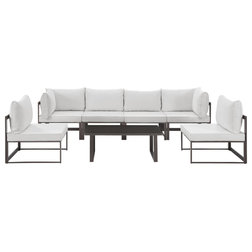 Transitional Outdoor Lounge Sets by GwG Outlet