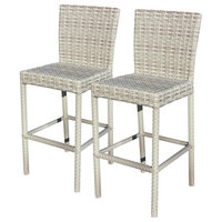 2 Fairmont Barstools w/ Back