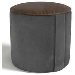 Industrial Footstools And Ottomans by Houzz