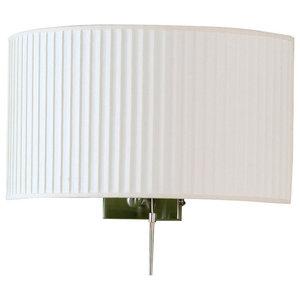 Vela Wall Lamp, White