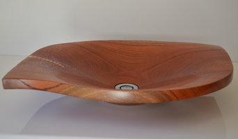 Bespoke timber sinks