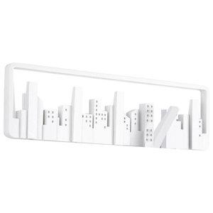 Umbra Skyline Multi Hook, White
