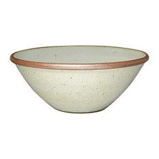 Leach Pottery Extra Large GP Bowl, Dolomite