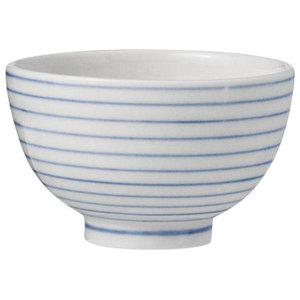 Anne Black Kyst Bowl, Stripes, Small