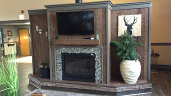 Fireplace Install Photos