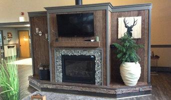 Fireplace Install Photos