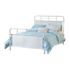 Kensington Bed Set With Rails, Full