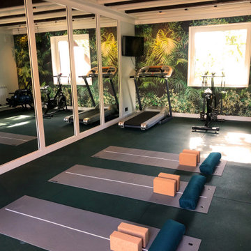 Wicklow Residence_Phase 1; Gym/Yoga Studio