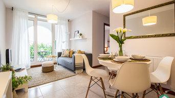 Relooking y Home Staging para una vivienda en zona turística