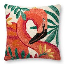 Loloi Multi Color 22  x22   Accent Pillow, Poly Fill