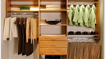 Closet Space - Hanging Storage