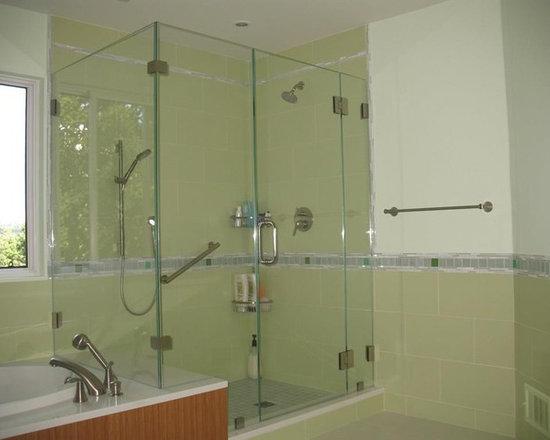 Corner Frameless Shower Enclosures frameless shower doors, frameless glass enclosures
