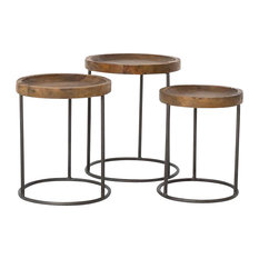 Hughes Tristan Nesting Tables by Four Hands