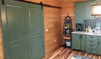 Custom Built Barn Doors