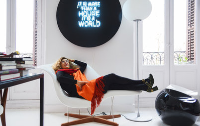 Houzz TV: El mundo de color y creatividad de Teresa Sapey