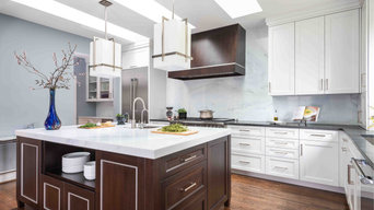 Transitional Kitchen Remodel in Bethesda, MD