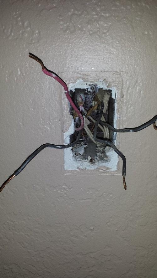 Wiring A Light Switch Hot