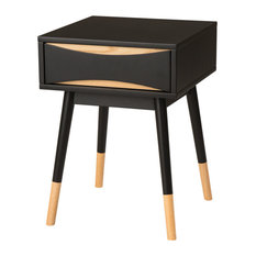 "21.65""H Modern Oslo End Table"