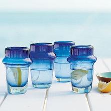 Mediterranean Everyday Glasses by West Elm