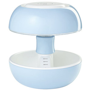 Joyo Candy Table Lamp With Bluetooth, Sky Blue