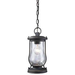 Rustic Outdoor Hanging Lights by Buildcom