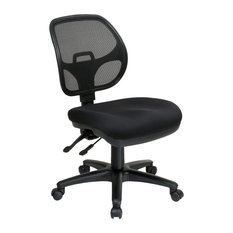 without wheels office chairs | houzz