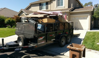 Various junk removal jobs.