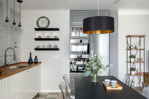 Современный Кухня by K-studio Interior Design