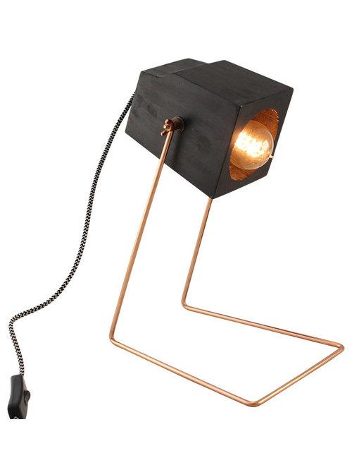 Bordslampa från Strömshaga - Roliga lampor
