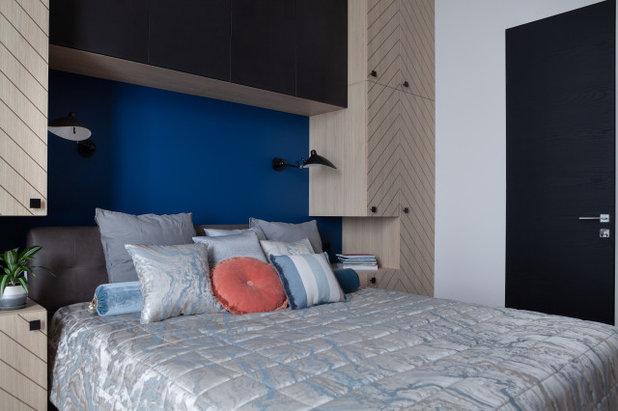 Современный Спальня by Надя Кармин