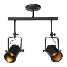 50 most popular industrial track lighting for 2018 houzz