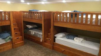 Quad Bunk Beds