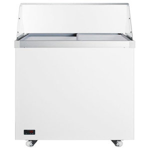 Danby 11 0 Cuft Chest Freezer,Up Front Temperature Control