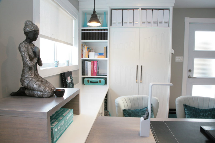 Interior Designer's HOME OFFICE